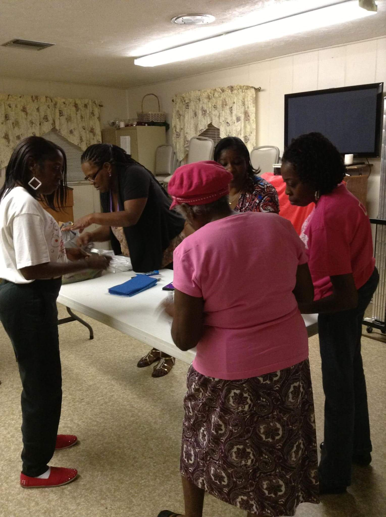 Women in Fellowship